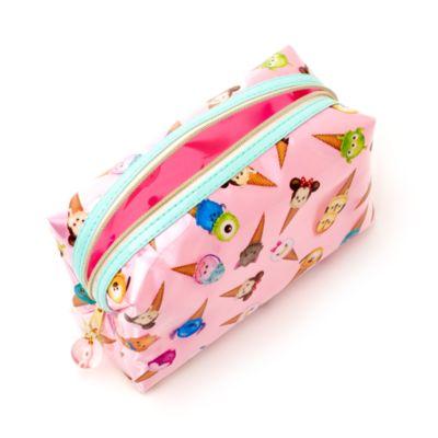 Disney Tsum Tsum - Kosmetiktasche mit Eiscrememotiv