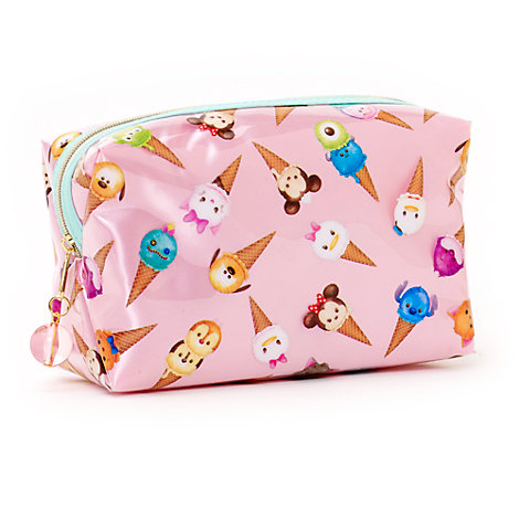 Tsum Tsum Ice Cream Cosmetic Bag