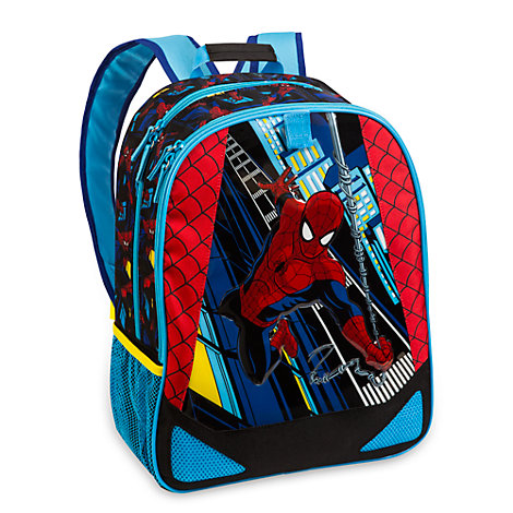 The Ultimate Spider-Man Light-Up Backpack