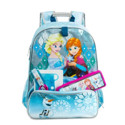 Frozen Light Up Backpack