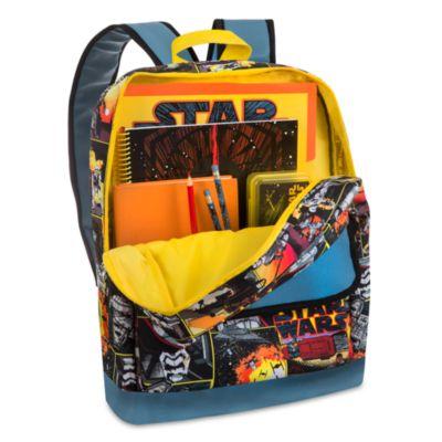 Sac à dos style sac de montagne Star Wars