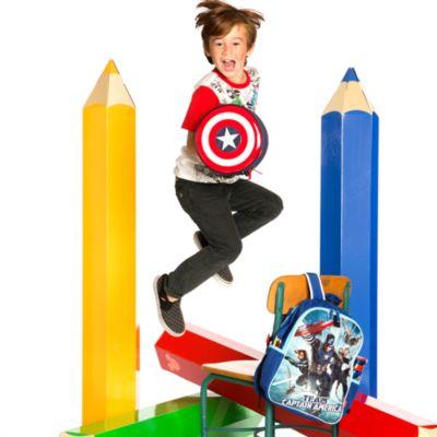 Marvel Captain America Lunch Bag