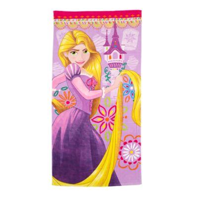 Rapunzel Beach Towel