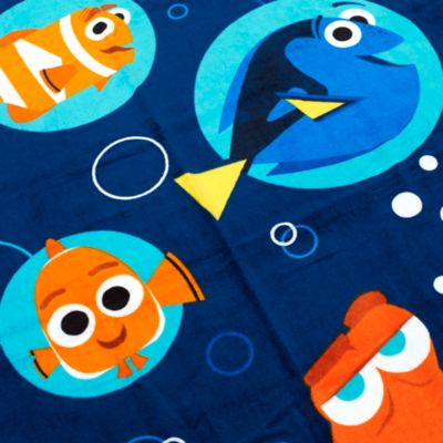 Dory and Friends Beach Towel
