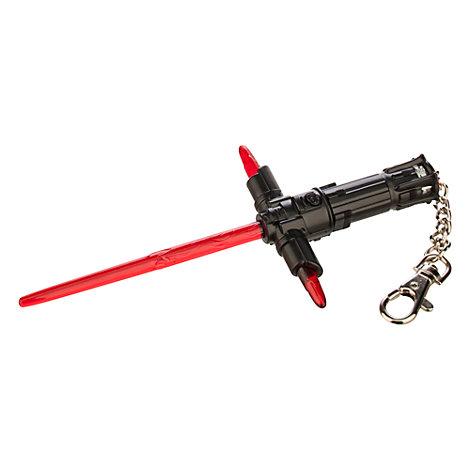 Portachiavi spada laser di Kylo Ren di Star Wars: Il Risveglio della Forza