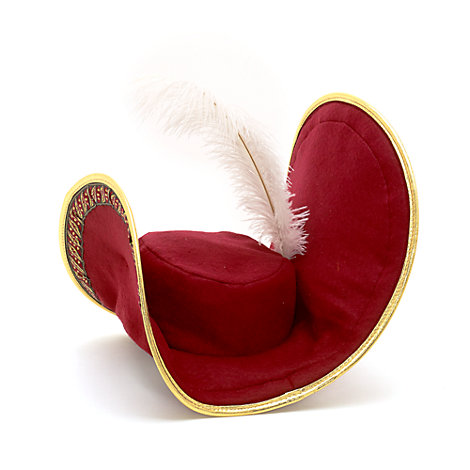 Captain Hook Costume Hat For Kids
