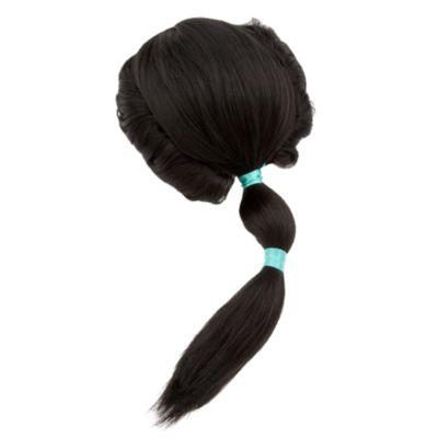 Princess Jasmine Costume Wig