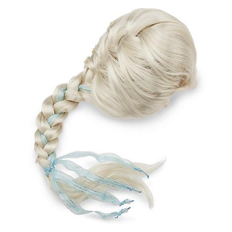 Peruk, Elsa från Frost