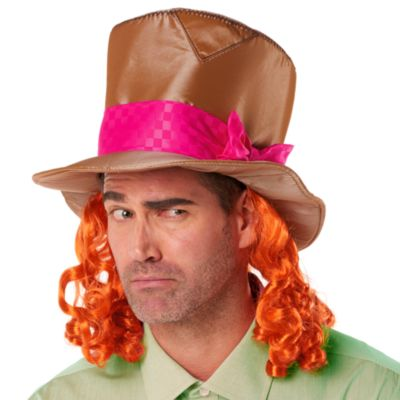 Mad Hatter Costume Hat For Adults, Alice Through The Looking Glass