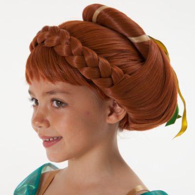 Anna Costume Wig, Frozen