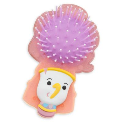 Belle Hairbrush With Mirror