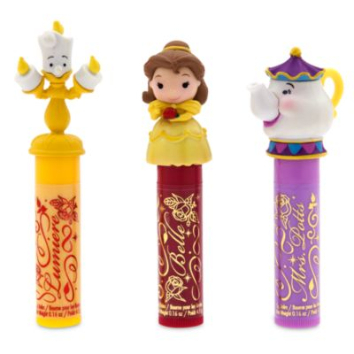 Belle Character Lip Balm, Set of 3