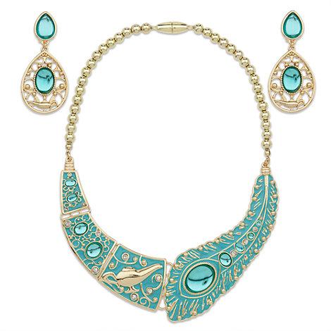 Set de joyería Yasmín