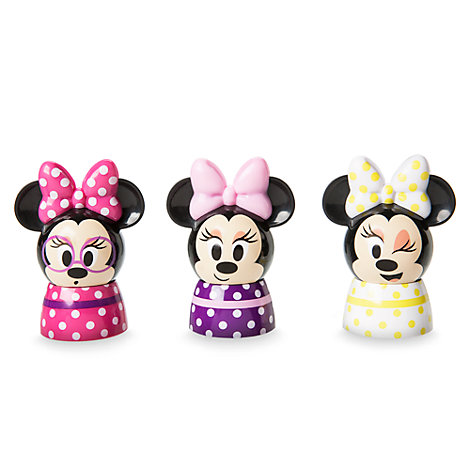 Minnie Mouse Lip Balm Set
