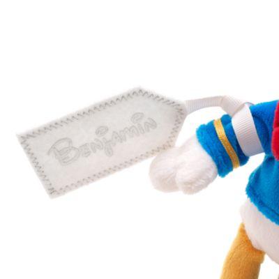 Donald Duck - Bean Bag Stoffpuppe