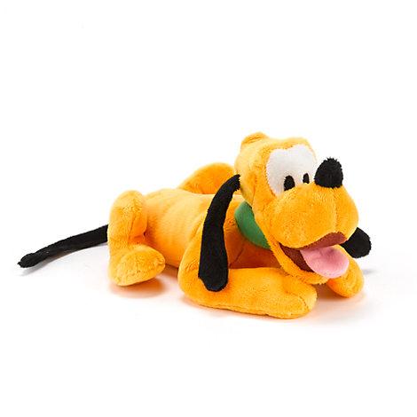 Pluto Mini Bean Bag Soft Toy