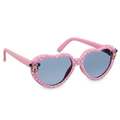 Minnie Mouse Pink Baby Sunglasses