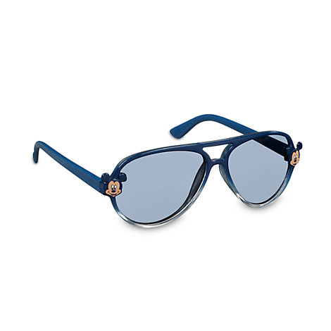 Mickey Mouse Blue Baby Sunglasses
