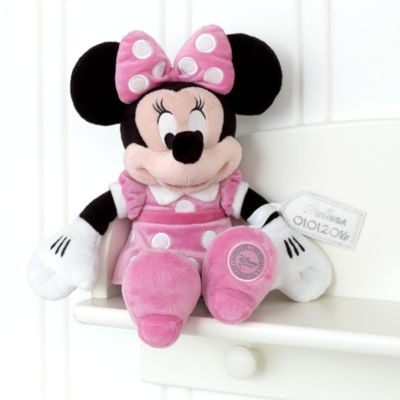 Minnie Mouse Personalised Baby Costume Gift Set