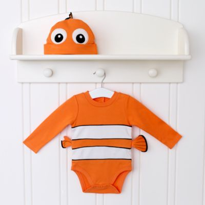 Finding Nemo Personalised Baby Costume Gift Set