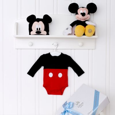 Mickey Mouse Personalised Baby Costume Gift Set