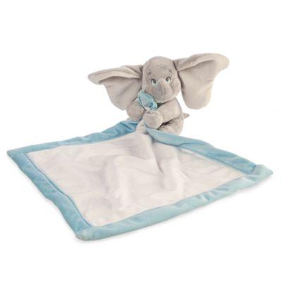 Dumbo Blue Baby Comforter