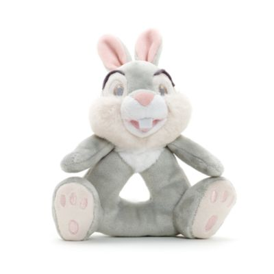 Thumper Layette Baby Rattle