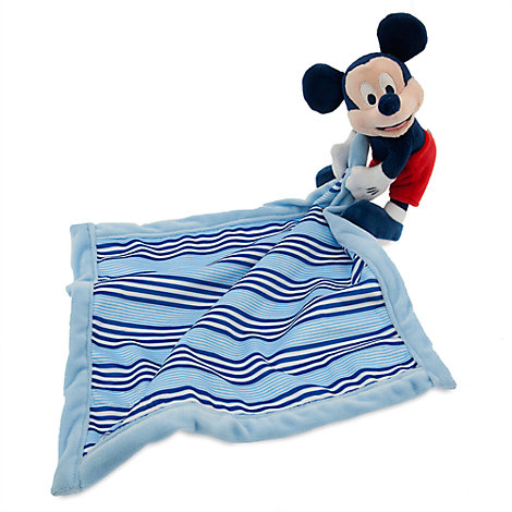 Mickey Mouse Baby Comforter