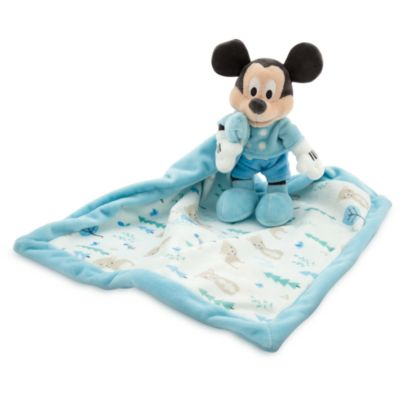 Mickey Mouse Layette Baby Comforter