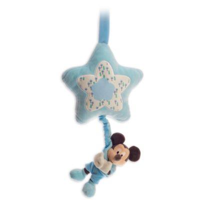 Jouet musical à tirer Mickey Mouse pour bébé