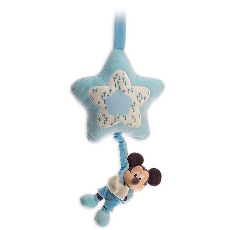 Juguete tirador musical bebé Mickey