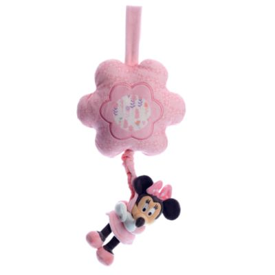 Minnie Mouse Musical Baby Pull