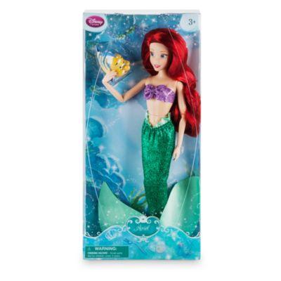 Muñeca clásica Ariel, La Sirenita