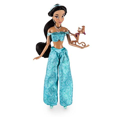 Prinzessin Jasmin - Klassische Puppe