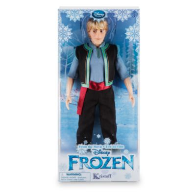 Die Eiskönigin - völlig unverfroren - Klassische Kristoff Puppe