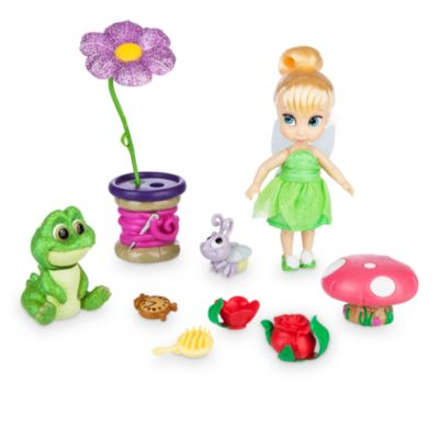 Animators Collection - Tinkerbell Spielset mit Minipuppe