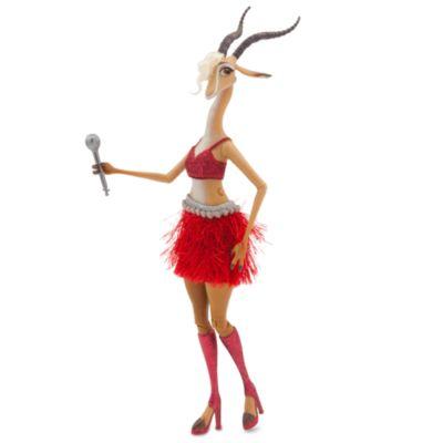 Zootropolis Gazelle Singing Doll