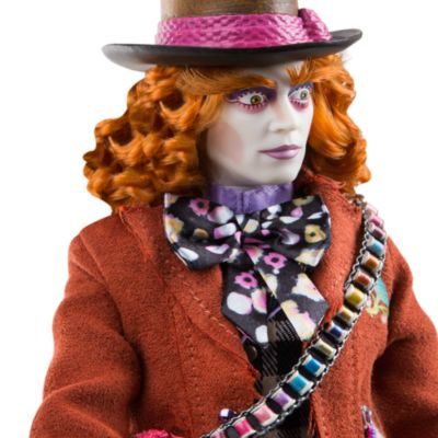 mad hatter doll alice through the looking glass. Black Bedroom Furniture Sets. Home Design Ideas