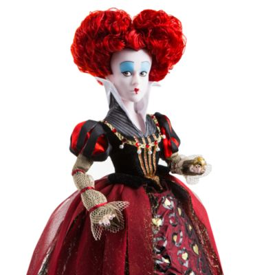 The Red Queen Doll, Alice Through The Looking Glass