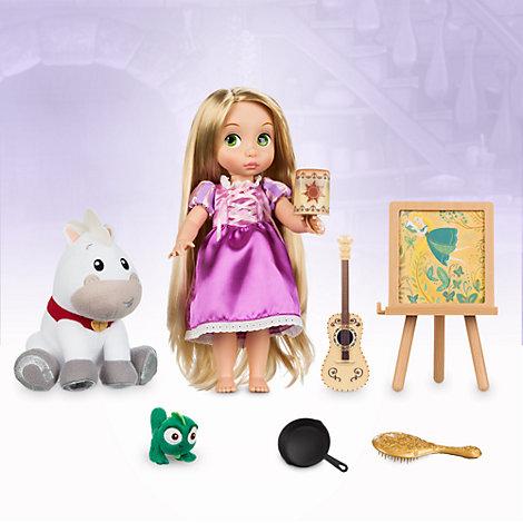 Rapunzel Animator Singing Doll Gift Set