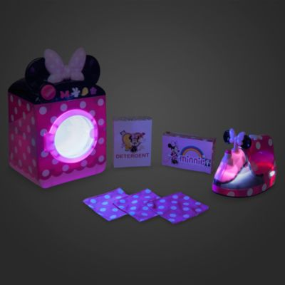 Minnie Mouse Laundry Playset