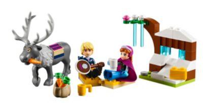Set de aventura en trineo Anna y Kristoff, LEGO