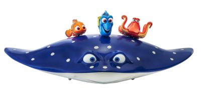 Mr Ray Swigglefish Playset Toy, Finding Dory
