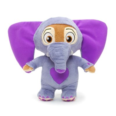 Ele-Finnick 2-in-1 Soft Toy With Sound, Zootropolis
