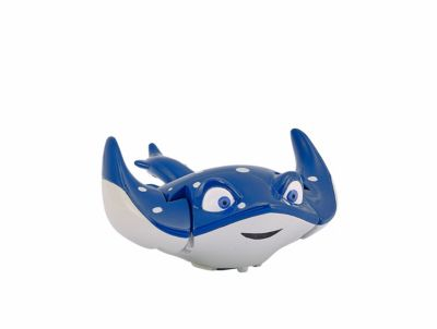 FD SQUIGGLE FISH MR RAY