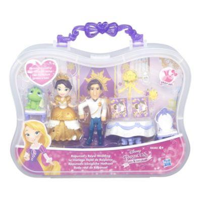 Rapunzel's Royal Wedding Mini Doll Set, Tangled