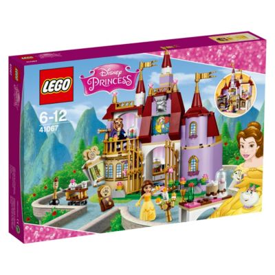 LEGO Belle's Enchanted Castle Set 41067