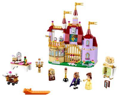 Juego castillo encantado Bella, LEGO 41067