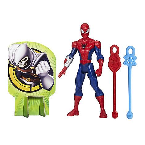 Marvel Web Slingers, Spider-Man 6'' Action Figure