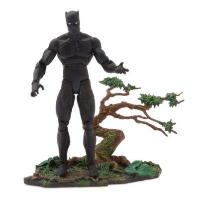 Figurine articulée à collectionner en édition spéciale Black Panther